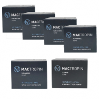 Klassisch Trockenmassengewinn Pack – Mactropin – TURINABOL 8 Wochen
