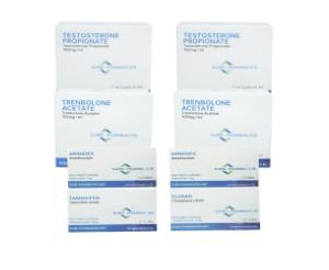 Testosteron Propionat / Trenbolon Acetat