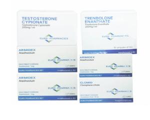 Testosteron Enanthate / Trenbolon Enanthate