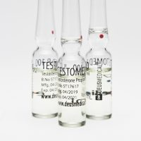 TESTOMED P 100 (Test Propionat) DeusMedical 10ml (100mg/ml)