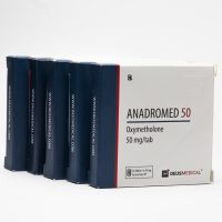 Anadromed 50 DeusMedical Oxymetholone