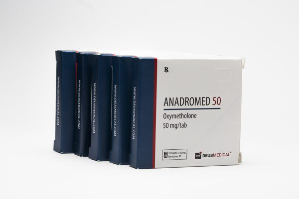 Anadromed 50 DeusMedical