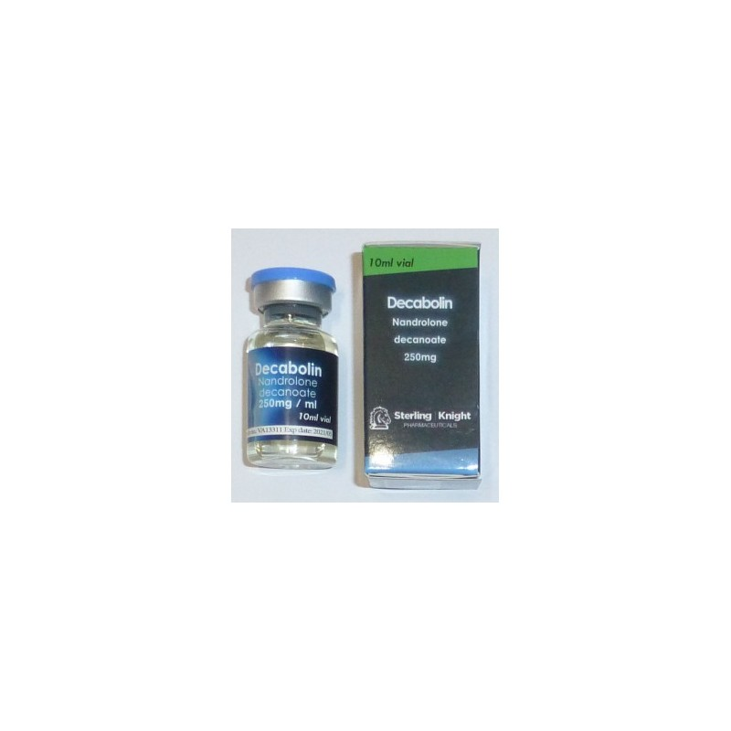 Decabolin Sterling Knight 10ml vial [250mg/1ml]