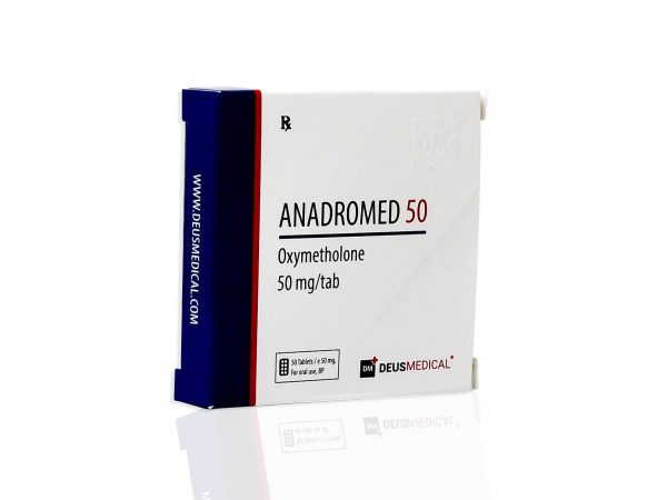 DEUSMEDICAL ANADROMED 50 FRONT