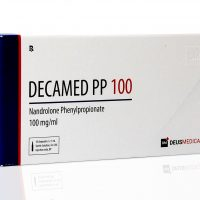 DecaMed PP 100 (Nandrolon Phenylpropionat) DeusMedical 10ml (100mg/ml)