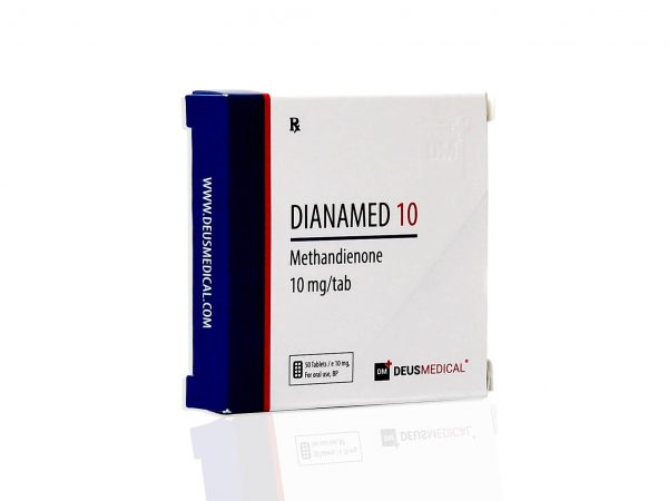 DEUSMEDICAL DIANAMED 10 FRONT