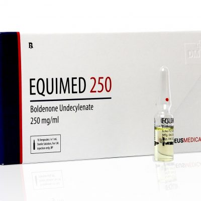 EQUIMED 250 (Boldenon undecylenat) DeusMedical 10ml (250mg/ml)