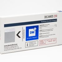 Decamed 250 Deus Medical (Nandrolone 2Decanoate)