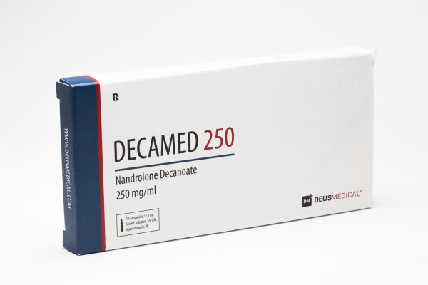 Decamed 250 Deus Medical Nandrolone Decanoate 3 3