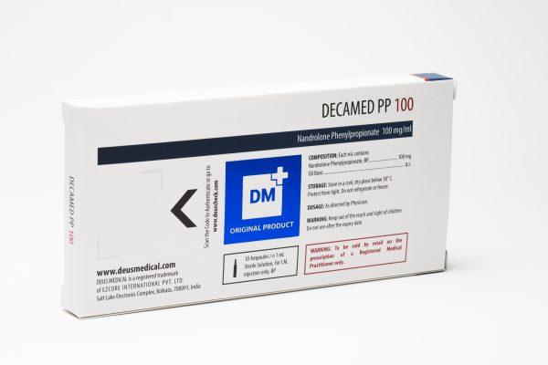 Decamed PP 100 Deus Medical Nandrolone Phenylpropionate 5