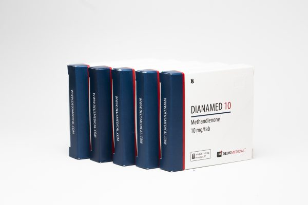 Dianamed 10 DeusMedical Dianabol Methandienone 2