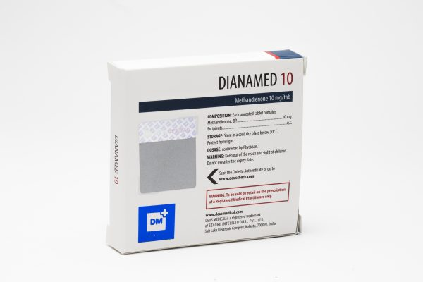 Dianamed 10 DeusMedical Dianabol Methandienone 3