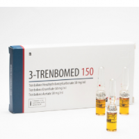 3-Trenbomed 150 DeusMedical 10 Ampullen (150mg/ml)