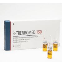 3-Trenbomed 150 DeusMedical 10 Ampullen (150mg/ml)