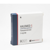 HALOMED 5 DeusMedical 50 Tabletten (5mg/tab)
