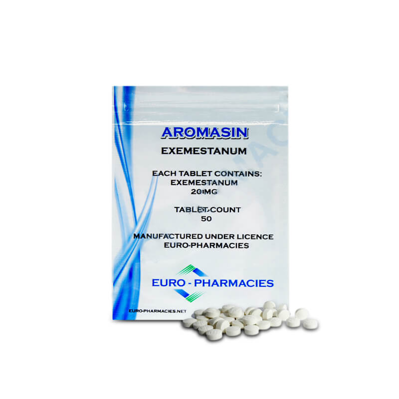 Aromasin Euro-Pharmacies 50 tabs [20mg/tab]