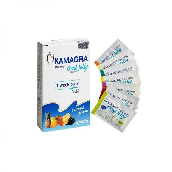 Kamagra Oral Jelly MENS HEALTH 3rd party manufacture