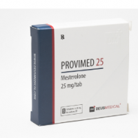 Provimed 25 (Mesterolon) DeusMedical 50 Tabletten (25mg/tab)