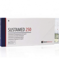 SUSTAMED 250 DeusMedical 10ml (250mg/ml)