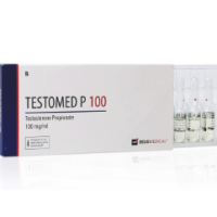 TESTOMED P 100 (Testosteron Propionat) DeusMedical 10ml (100mg/ml)