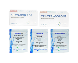 Sustanon / Tri-Trenbolon