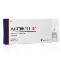MASTERMED P 100 (Drostanolon PropionaT) DeusMedical 10ml (100mg/ml)