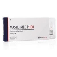 MASTERMED P 100 (Drostanolon PropionaT) DeusMedical 10ml (100mg/ml)