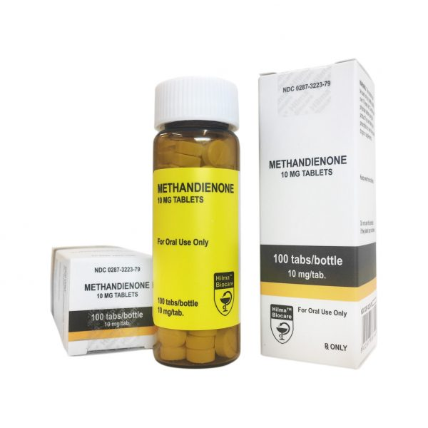 METHANDIENONE Hilma Biocare