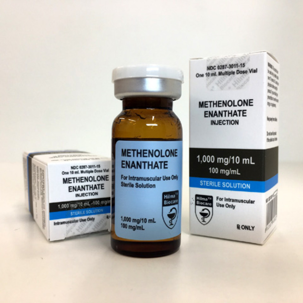 Methenolon Enantat (Primobolan) Hilma Biocare 10ml (200mg/ml)