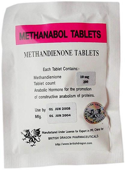 Methanabol Tablets