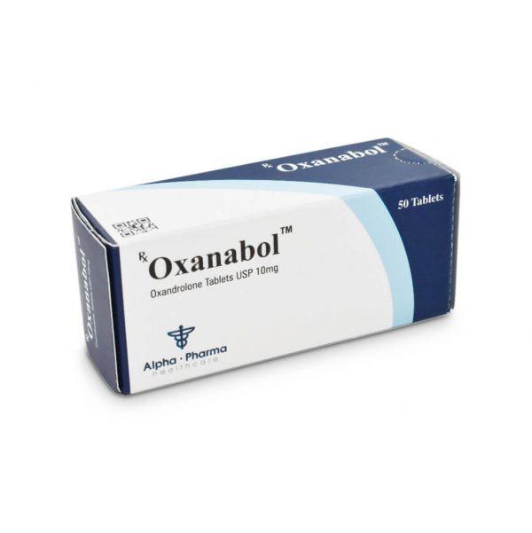 Oxanabol 10mg 50 tabs Alpha Pharma 1