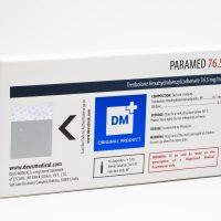 PARAMED 76.5 (Trenbolonhexahydrobenzylcarbonat) DeusMedical 10ml (76.5mg/ml)