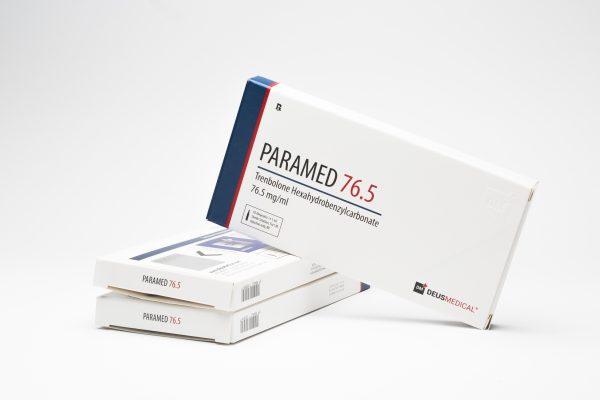 Paramed 76.5 DeusMedical Trenbolone 5