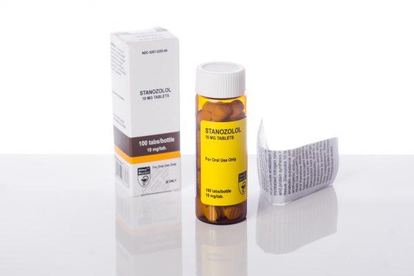 Stanozolol Winstrol tablets Hilma Biocare 1