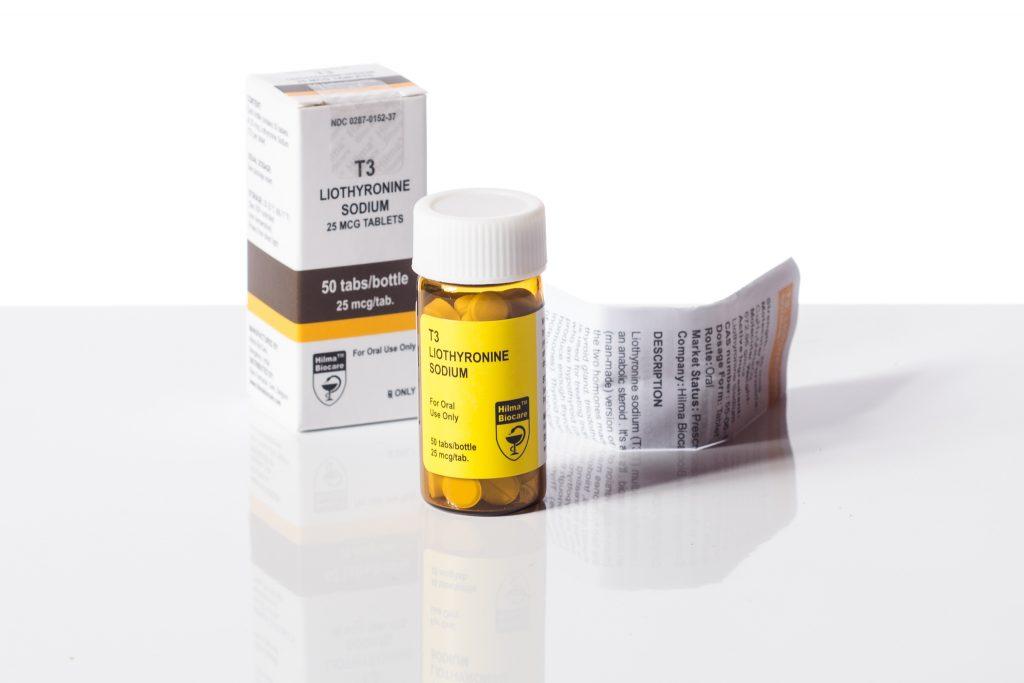 T3 Cytomel Hilma Biocare