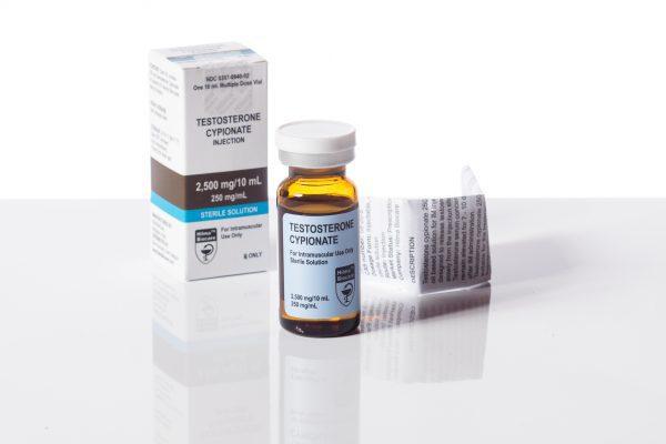 Testosterone Cypionate Hilma Biocare