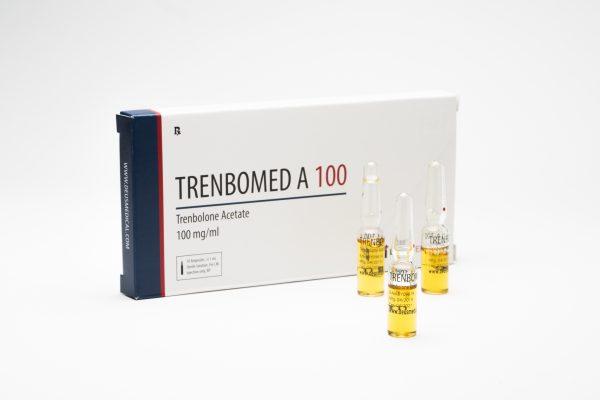 Trenbomed A 100 DeusMedical Trenbolone Acetate