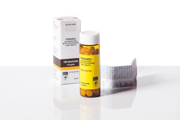 Turinabol Tablets Hilma Biocare