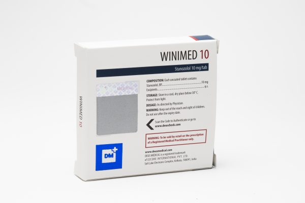Winimed 10mg Tablets DeusMedical Stanozolol Winstrol 2