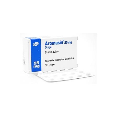 aromasin 25 mg tabletten exemestane pfizer tr 30 tabletten