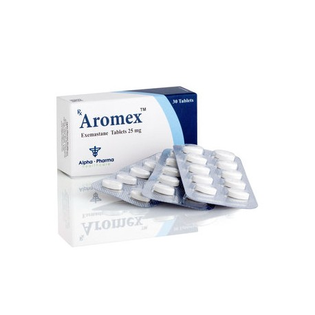 aromex alpha pharma 25mg exemastane 30tabs 1