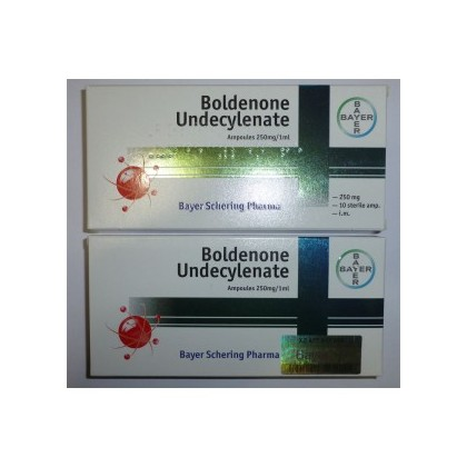 Boldenone Undecylenate Bayer 10 amps [10x250mg/1ml]