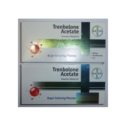 bayer trenbolone acetate 10x100mg1ml 10 amps