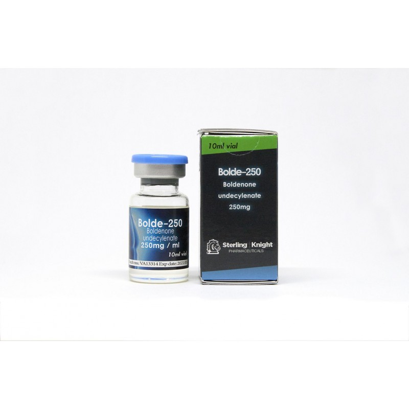 Bolde-250 Sterling Knight 10ml vial [250mg/1ml]