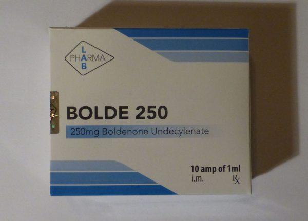 bolde 250 pharma lab