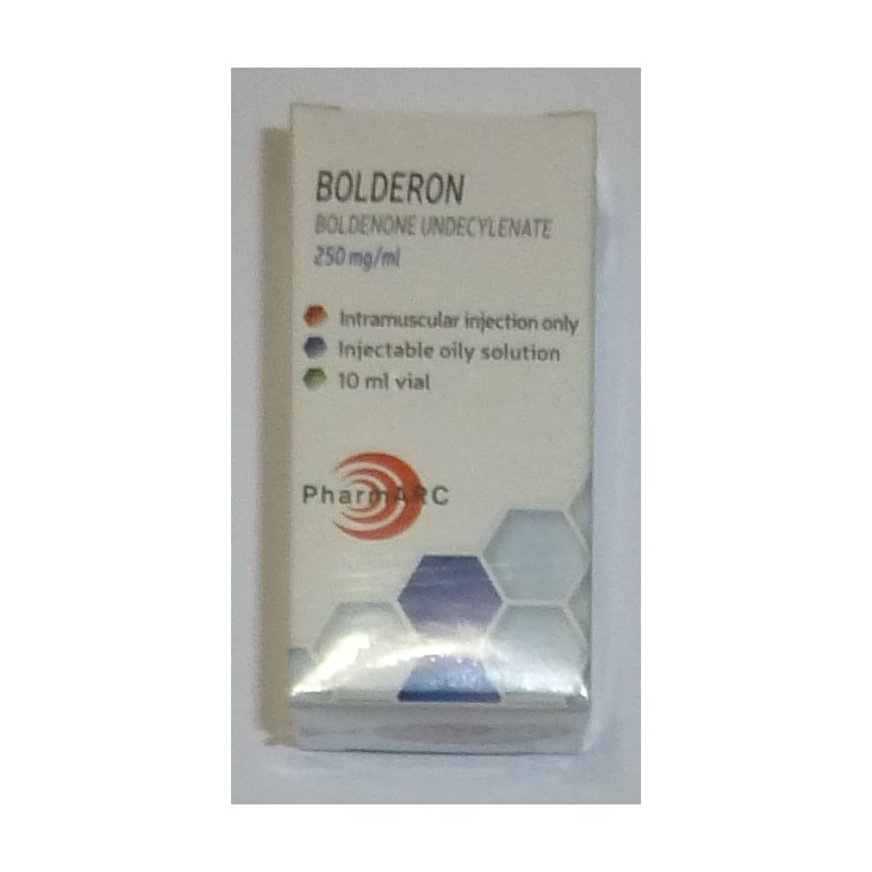 bolderon pharmarc 250mg 1ml 10ml vial