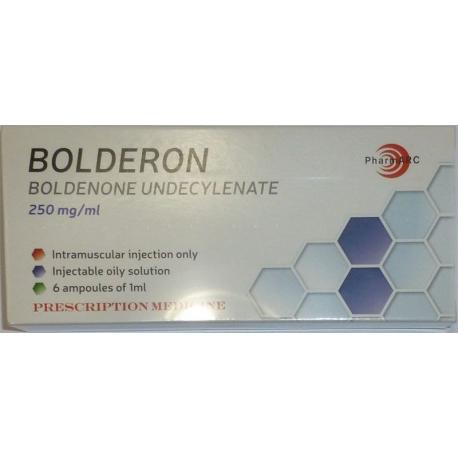 bolderon pharmarc 6x250mg1ml 6 amps