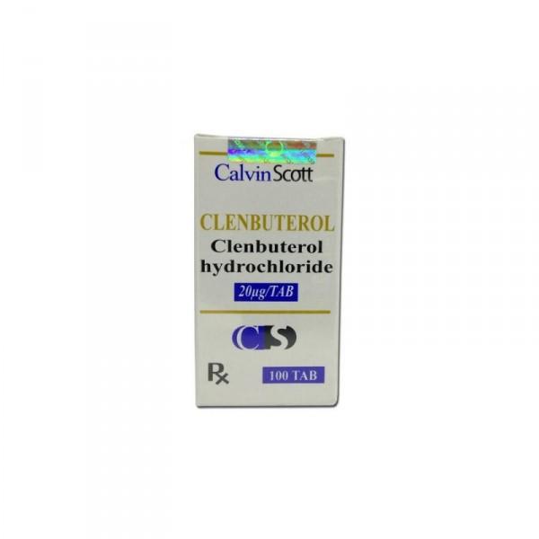 clenbuterol calvin scott 100 tabs 002mg tab