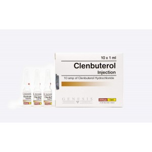 clenbuterol injection genesis 10 amps 10x02mg 1ml