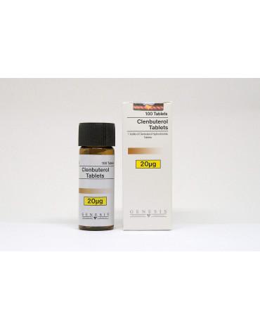 clenbuterol tablets genesis 100 tabs 002mg tab